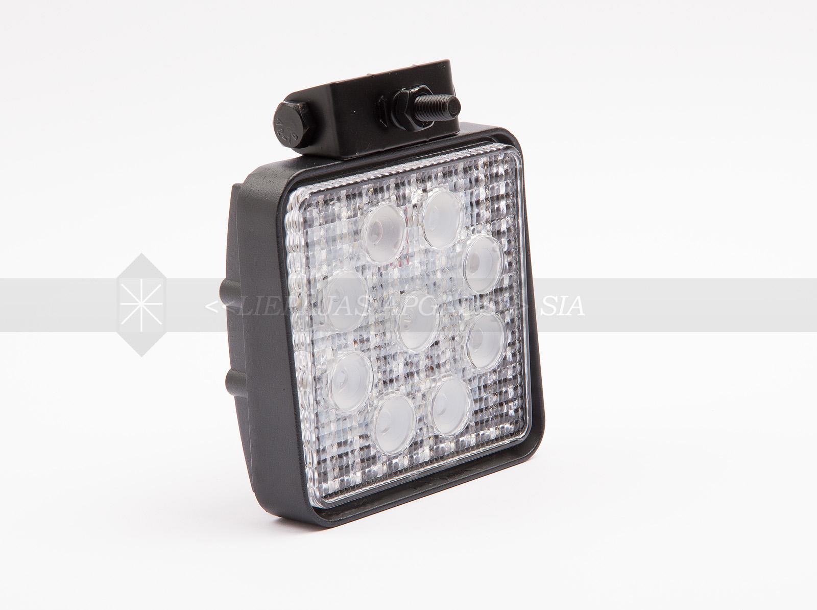 LUKTURIS DARBA 9*3W LED