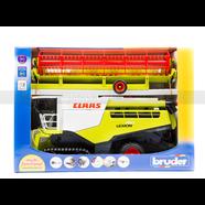 KOMBAINS CLAAS LEXION 780 TERRA TRAC